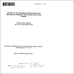 human resource management report writing - Wunderlist