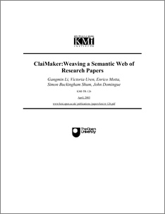 Semantic web research papers